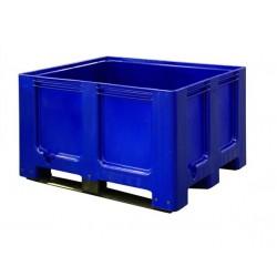 Palletbox blauw
