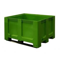 Palletbox groen